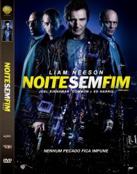 DVD NOITE SEM FIM - ED HARRIS