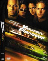 DVD VELOZES E FURIOSOS