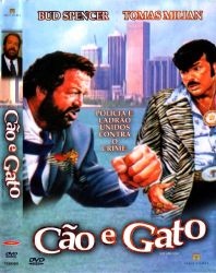 DVD CAO E GATO - BUD SPENCER