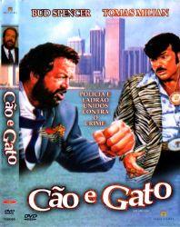 DVD CAO E GATO - BUD SPENCER