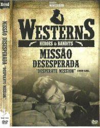 DVD MISSAO DESESPERADA - RICARDO MONTALBAN