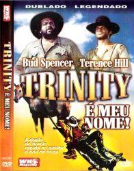 DVD TRINITY E MEU NOME - BUD SPENCER