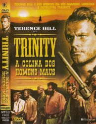 DVD TRINITY - A COLINA DOS HOMENS MAUS - TERENCE HILL