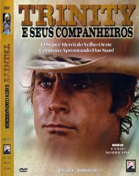 DVD TRINITY E SEUS COMPANHEIROS - TERENCE HILL