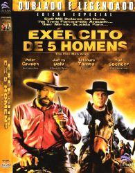 DVD EXERCITO DE 5 HOMENS - BUD SPENCER