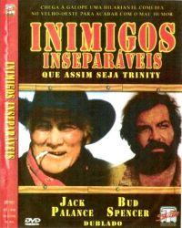 DVD INIMIGOS INSEPARAVEIS - BUD SPENCER