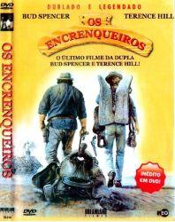 DVD OS ENCRENQUEIROS - BUD SPENCER