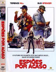 DVD ESPIOES POR ACASO - TERENCE HILL