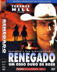 DVD RENEGADO UM OSSO DURO DE ROER - TERENCE HILL