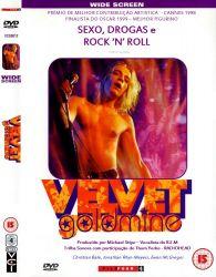DVD VELVET GOLDMINE - 1999