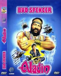 DVD ALADDIN O SUPER GENIO - BUD SPENCER