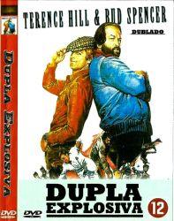 DVD DUPLA EXPLOSIVA - BUD SPENCER E TERENCE HILL