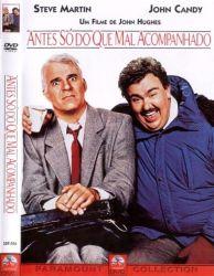 DVD ANTES SO DO QUE MAL ACOMPANHADO - DUBLADO - STEVE MARTIN