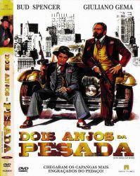 DVD DOIS ANJOS DA PESADA - BUD SPENCER