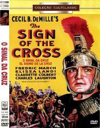 DVD O SINAL DA CRUZ - 1932