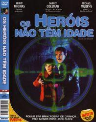 DVD OS HEROIS NAO TEM IDADE - 1984