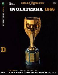 DVD COPA DO MUNDO FIFA INGLATERRA - 1966