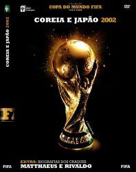 DVD COPA DO MUNDO FIFA COREIA E JAPAO - 2002