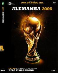 DVD COPA DO MUNDO FIFA ALEMANHA - 2006