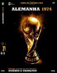 DVD COPA DO MUNDO FIFA ALEMANHA - 1974