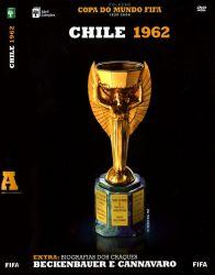 DVD COPA DO MUNDO FIFA CHILE - 1962