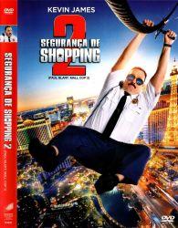 DVD SEGURANÇA DE SHOPPING 2