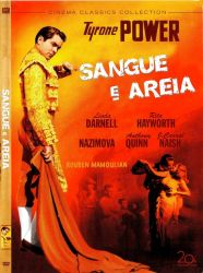 DVD SANGUE E AREIA - TYRONE POWER