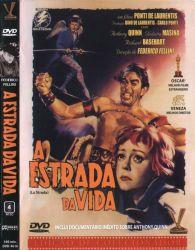 DVD A ESTRADA DA VIDA - ANTHONY QUINN
