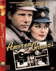 DVD AMOR EM CHAMAS - HARRISON FORD