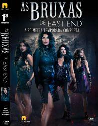 DVD AS BRUXAS DE EAST END - 1 TEMP - 3 DVD