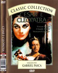 DVD CESAR E CLEOPATRA - 1945