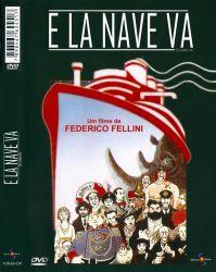 DVD E LA NAVE VA - 1983