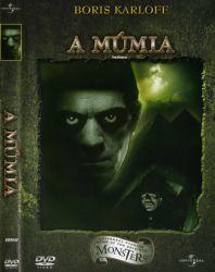 DVD A MUMIA - 1932