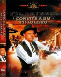 DVD CONVITE A UM PISTOLEIRO - YUL BRYNNER