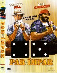 DVD PAR OU IMPAR - TERENCE HILL