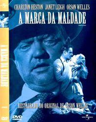 DVD A MARCA DA MALDADE - 1958