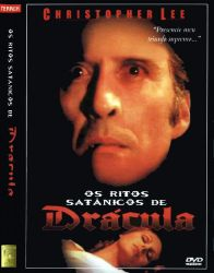 DVD DRACULA - OS RITOS SATANICOS DE DRACULA - 1973