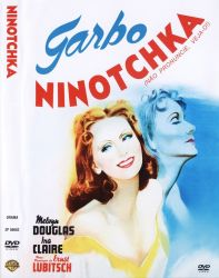 DVD NINOTCHKA - GRETA GARBO