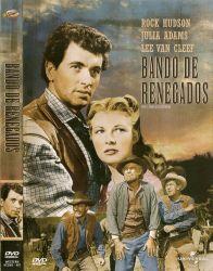 DVD BANDO DE RENEGADOS - ROCK HUDSON