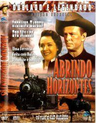 DVD ABRINDO HORIZONTES - STERLING HAYDEN