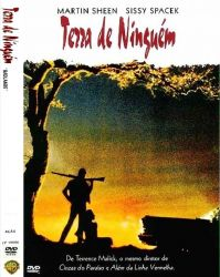 DVD TERRA DE NINGUEM - MARTIN SHEEN