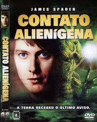 DVD CONTATO ALIENIGENA - JAMES SPADER