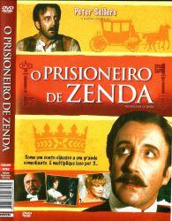 DVD O PRISIONEIRO DE ZENDA - PETER SELLERS