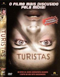 DVD TURISTAS - 2006