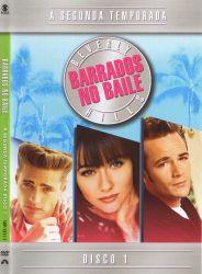 DVD BARRADOS NO BAILE - 2 TEMP - 8 DVD