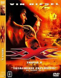DVD TRIPLO X - VIN DIESEL
