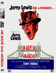 DVD UM GOLPE DAS ARABIAS - JERRY LEWIS