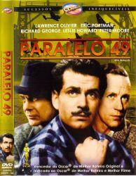DVD PARALELO 49 - LAWRENCE OLIVIER