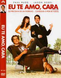 DVD EU TE AMO CARA - PAUL RUDD