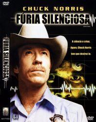 DVD FURIA SILENCIOSA - LEGENDADO - CHUCK NORRIS